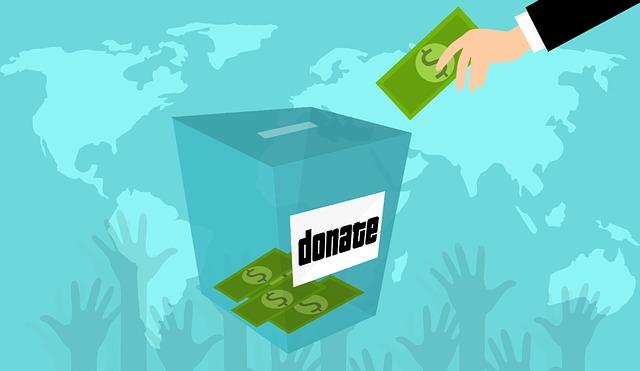 write a check campaign